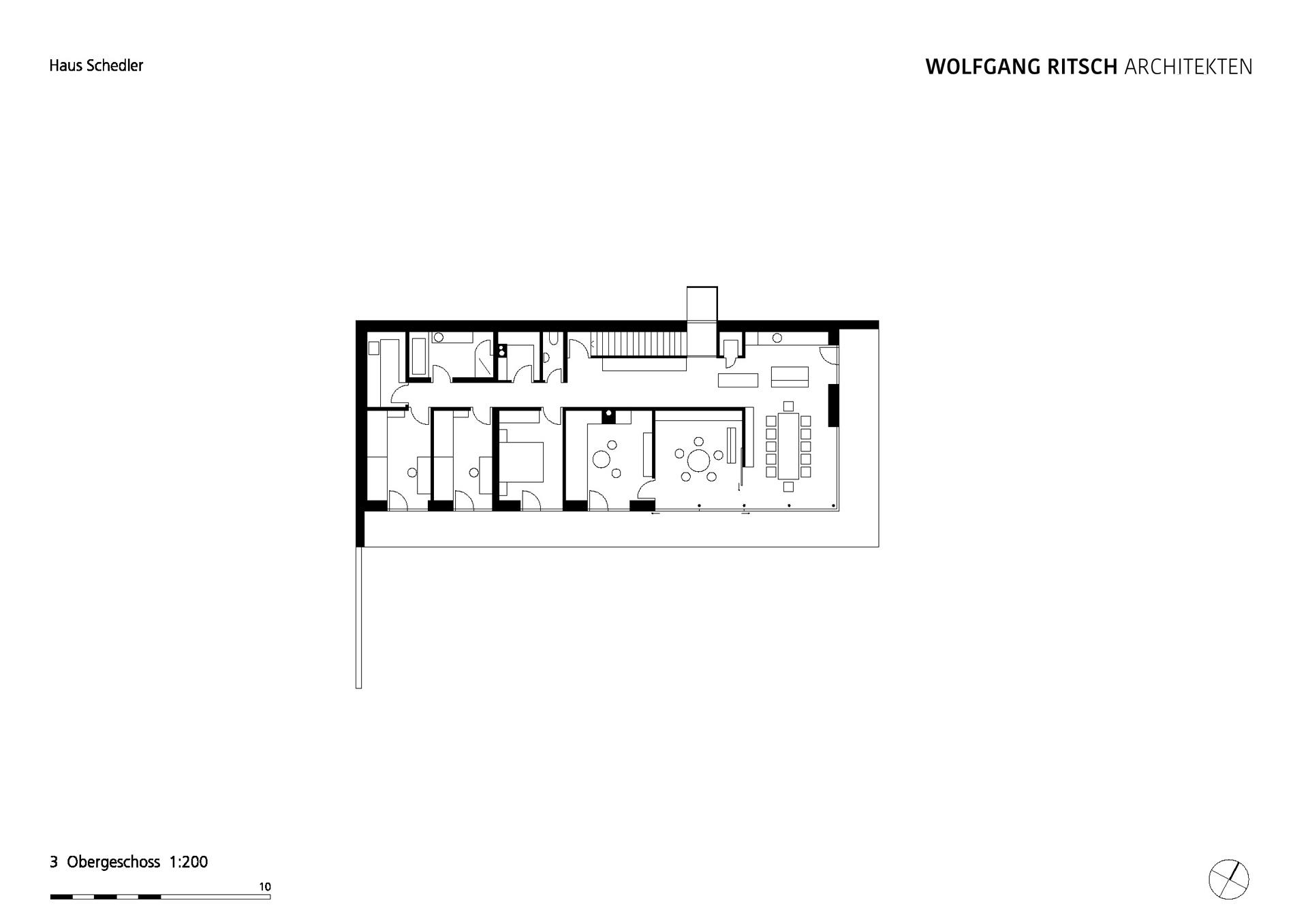 2500_EFH Haus Schedler_PLAN_903_Obergeschoss 200 Kopie