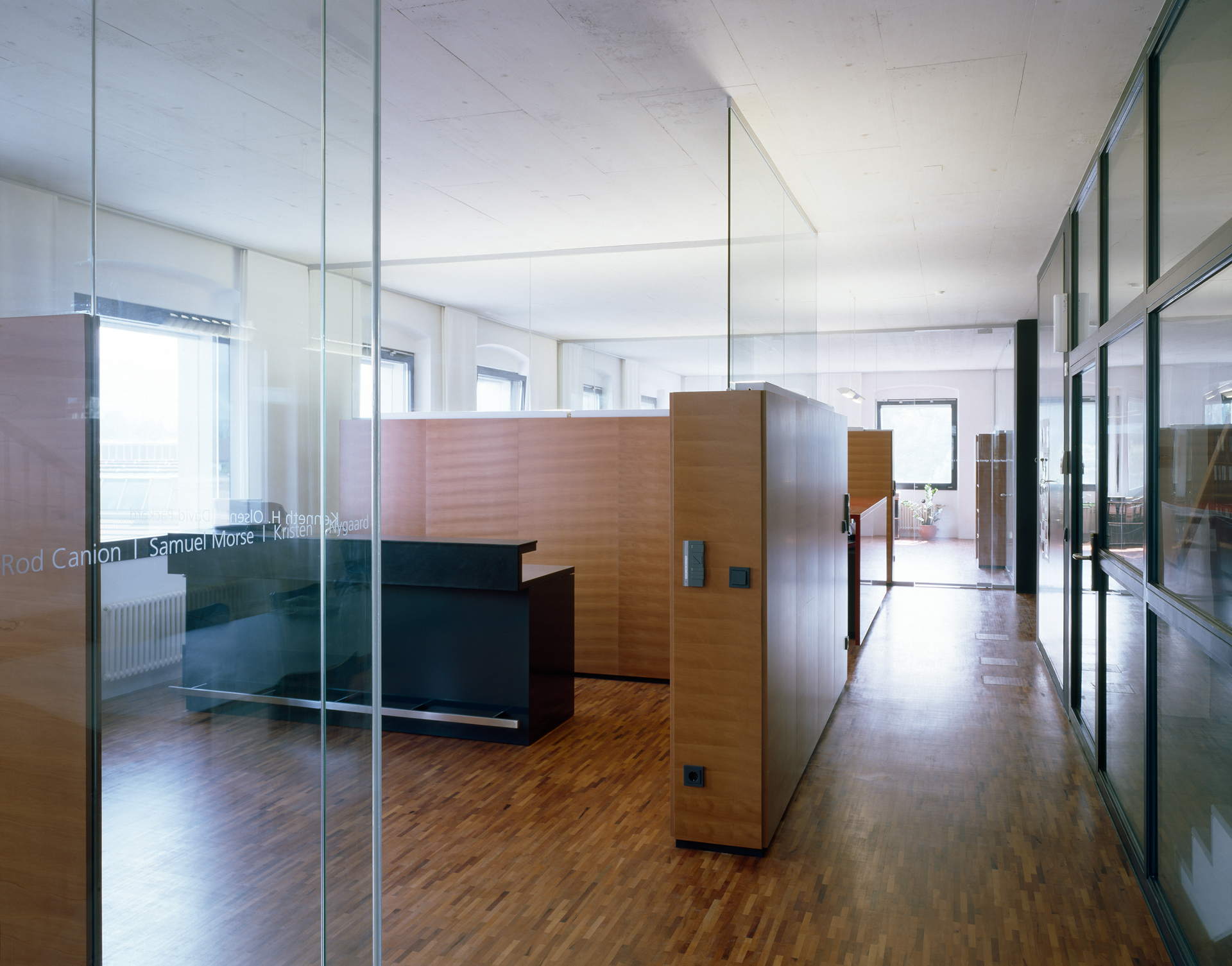 dyna bcs – wolfgang ritsch architekten, Innenarchitektur ideen